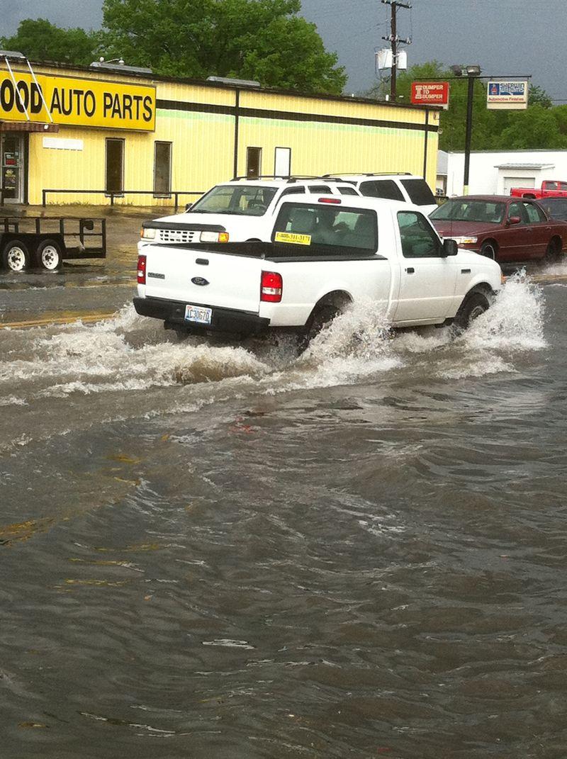 Bessemer flooding 3