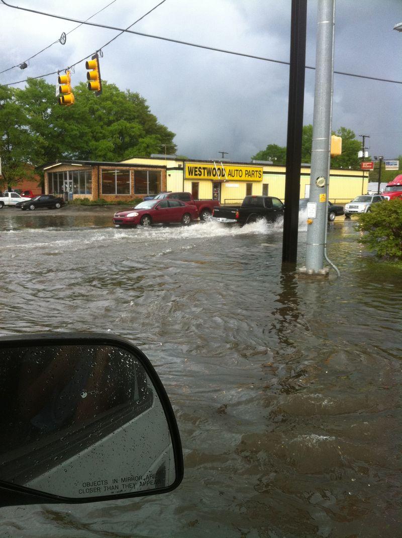 Bessemer flooding2