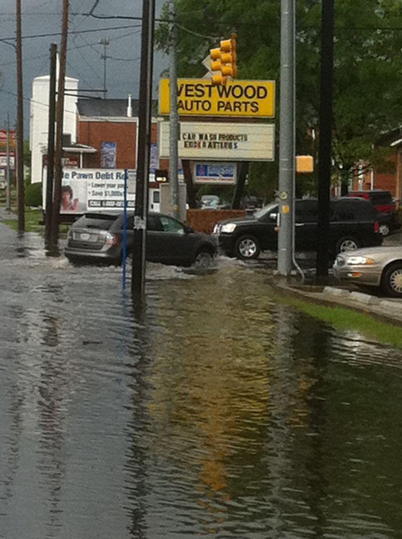 Bessemer flooding1
