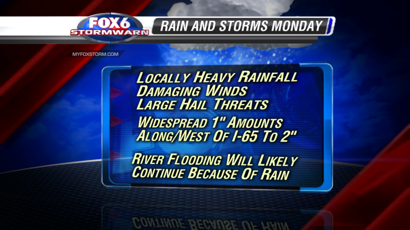 Weather Headlines Flooding