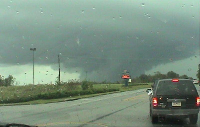 Northport Tornado