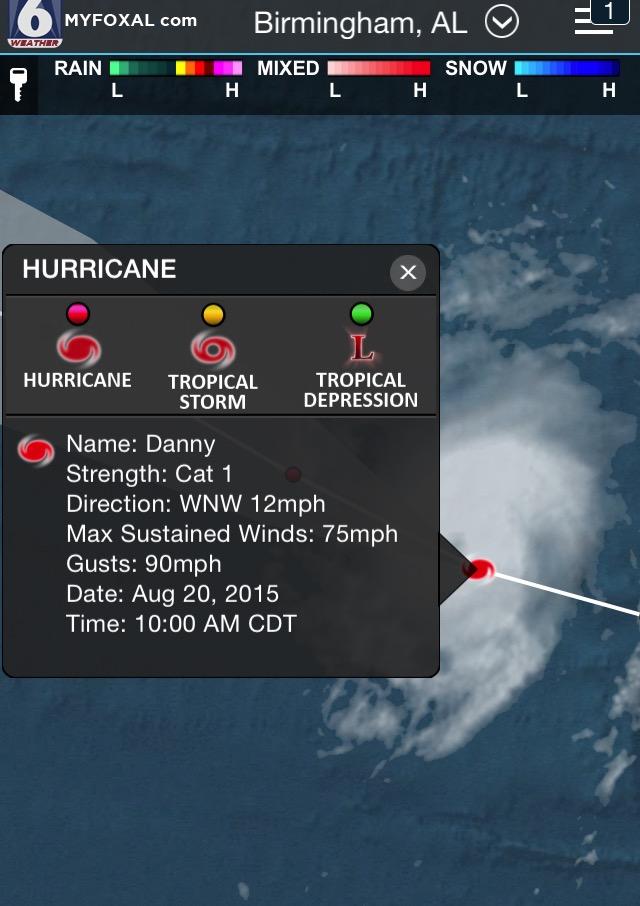 Danny currents