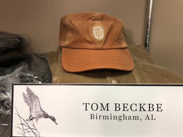 6-3 TB CAP SIGN