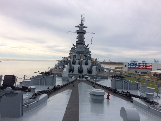407 USS SIXTEEN INCHES
