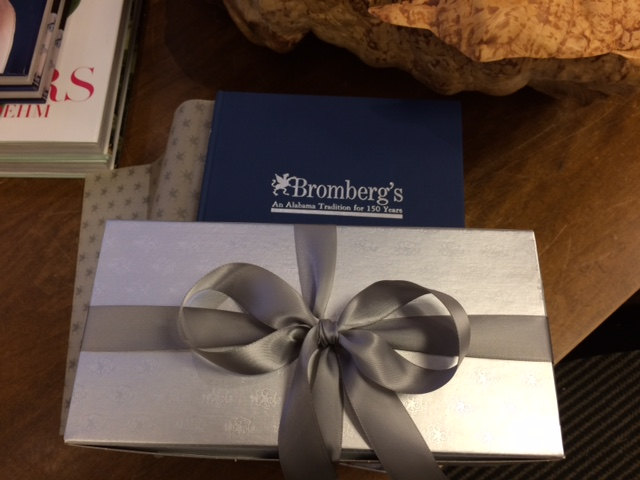 413 BROMBERGS BOX N BOOKS