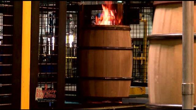 237 Flaming Barrel