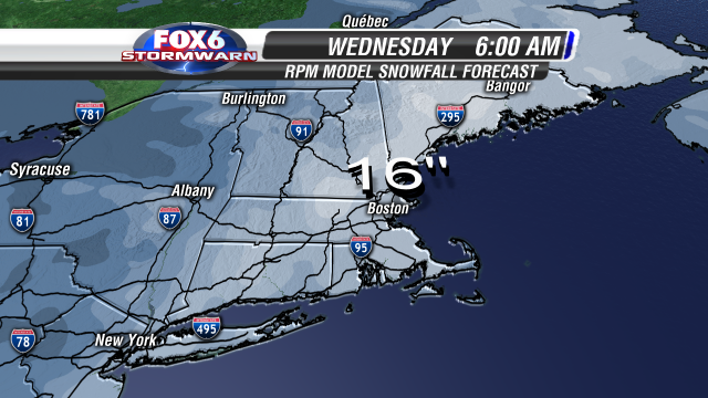 Rpm Snowfall Old Stopping Ground