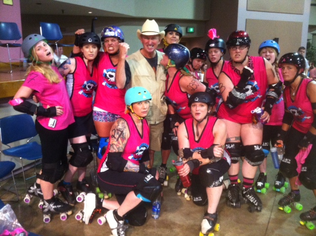 228 DIXIE DERBY GIRLS
