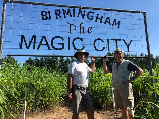 6-9 B&E MAGIC CITY