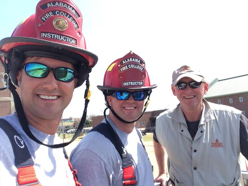 412 FIRE COLLEGE INSTRUCTORS